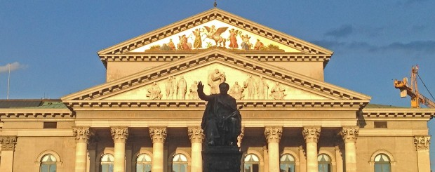 Maximilian at the Royal Opera House Munich - Downtown Munich Walking Tour
