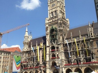Munich Walking Τour