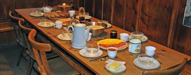 Traditional Bavarian Dinner