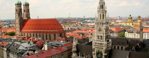 Downtown Munich Walking Tour