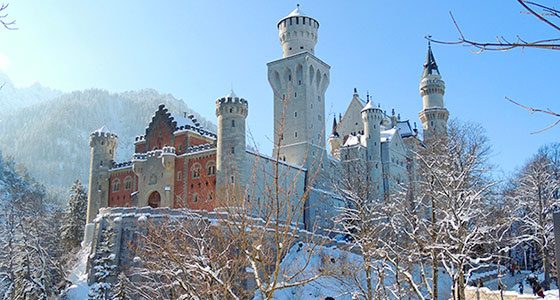 Neuschwanstein Castle Tour from All Things Garmisch