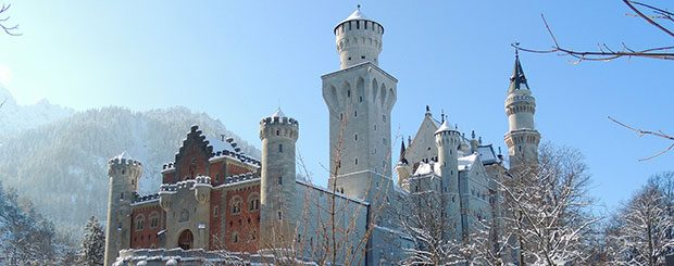 Neuschwanstein Castle Tour from All Things Garmisch