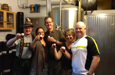 World Famous Private Brewery Tour