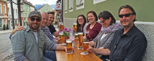 The World Famous Private Brewery Tour - All Things Garmisch