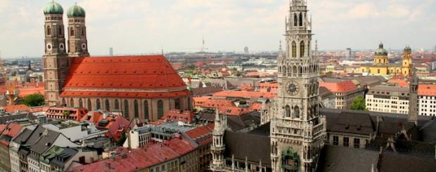 Downtown Munich Walking Tour